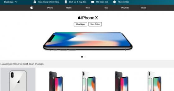 GĐ Lazada: 'Mua iPhone ở Việt Nam vẫn còn nhiều rào cản'
