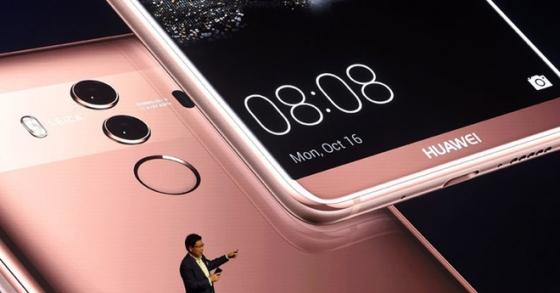Giấc mơ Mỹ không thành của Huawei