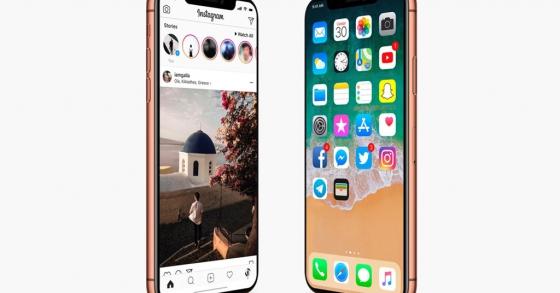Lộ ảnh iPhone X tuyệt đẹp trước giờ ra mắt