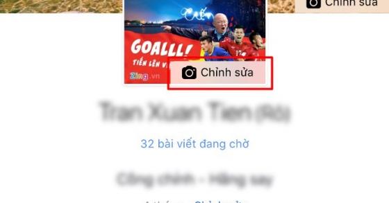 Thay avatar Facebook để cổ vũ đội tuyển U23 Việt Nam