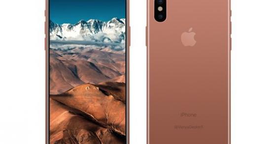 iPhone 8 bản cao nhất sẽ có giá 1.200 USD, dung lượng 512GB