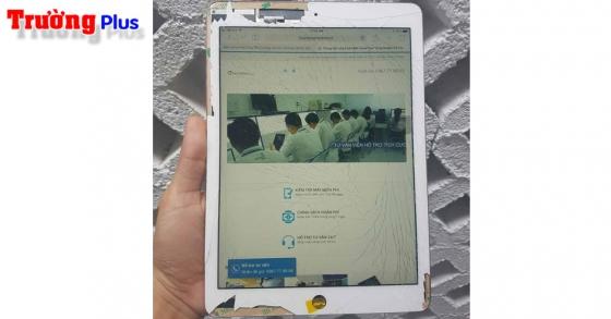 Giá Thay mặt kính màn hình, cảm ứng iPad, máy tính bảng giá rẻ tại Bình Sơn