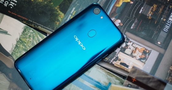 Oppo F5 thêm phiên bản màu sắc giới hạn