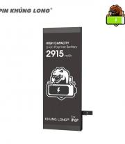 Pin trong iPhone 6Plus – Pin khủng long dung lượng lớn 2915mAh