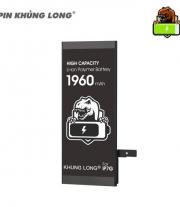 Pin trong Iphone 7 -Pin khủng long dung lượng 1960mAh