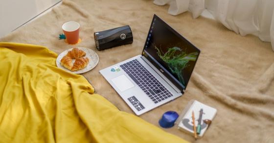 Acer Aspire 5 lột xác với vỏ nhôm sang trọng, mỏng 17,95 mm