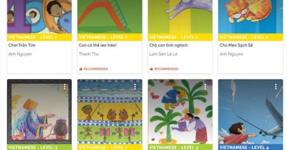 Truyện Việt xuất hiện trên nền tảng miễn phí của Google