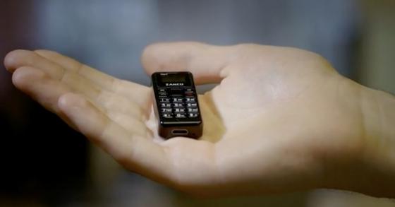 Zanco T1 - chiếc di động nhỏ nhất thế giới