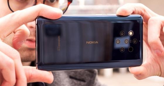 Nokia 9 Pureview với camera 'tổ ong' chính thức ra mắt