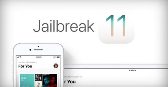 iOS 11 mới nhất sắp bị Google jailbreak