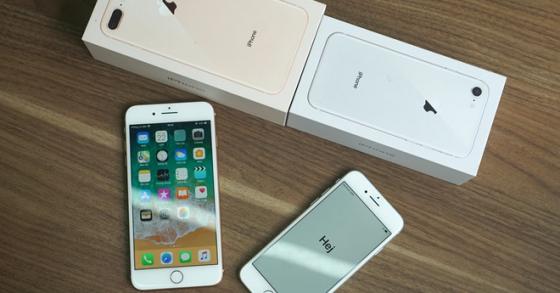 iPhone 8 lock về VN nhỏ giọt, rẻ hơn bản quốc tế 3-4 triệu