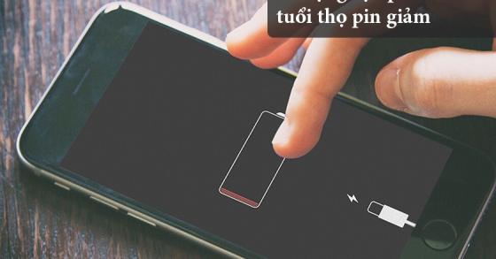 Bật mí cách kiểm tra IPhone 7, 7 Plus bị chai pin nhanh nhất