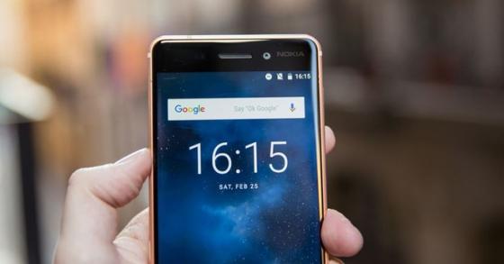 'Nokia 6 là smartphone bền nhất 2017'