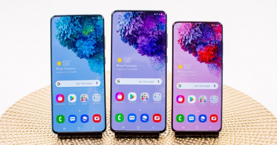 Samsung và Huawei rơi khỏi top 10 Android mạnh nhất