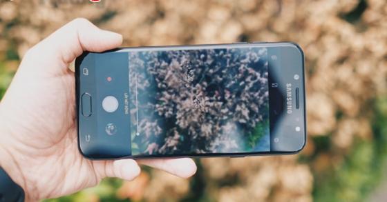 Camera của Samsung Galaxy J7+: Bản thu gọn từ Note 8