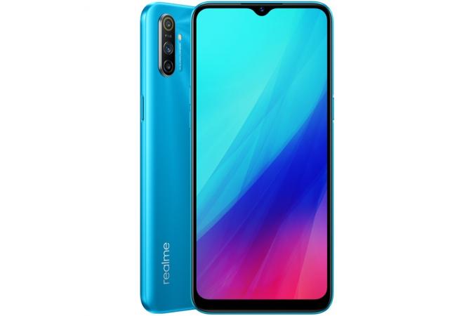 Điện thoại Realme C3 (3GB/32GB) 0