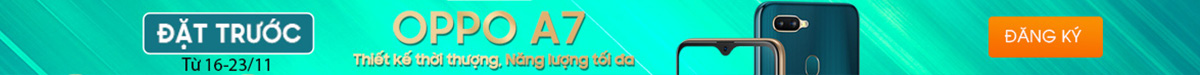Đặt trước Oppo A7
