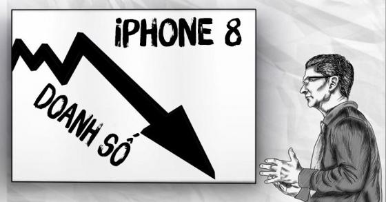 Apple không giải quyết 3 khó khăn này, iPhone 8 sẽ gặp phải thất bại